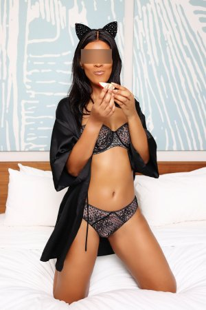 Shanell erotic massage