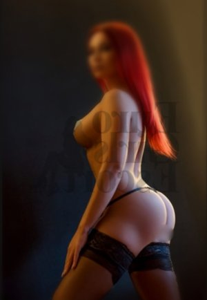 Shainyce tantra massage in Newcastle